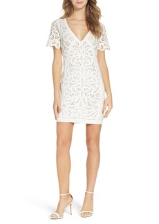 French Connection Mesi Lace Dress