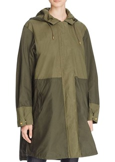 FRENCH CONNECTION Mili Canvas Anorak
