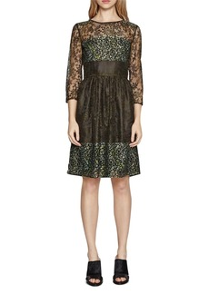 French Connection 'Molly' Lace Fit & Flare Dress