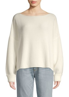 French Connection Moss Stitch Oversize Sweater
