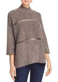 French Connection Mozart Openwork Sweater