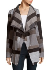 French Connection Multi Patterned Jacket