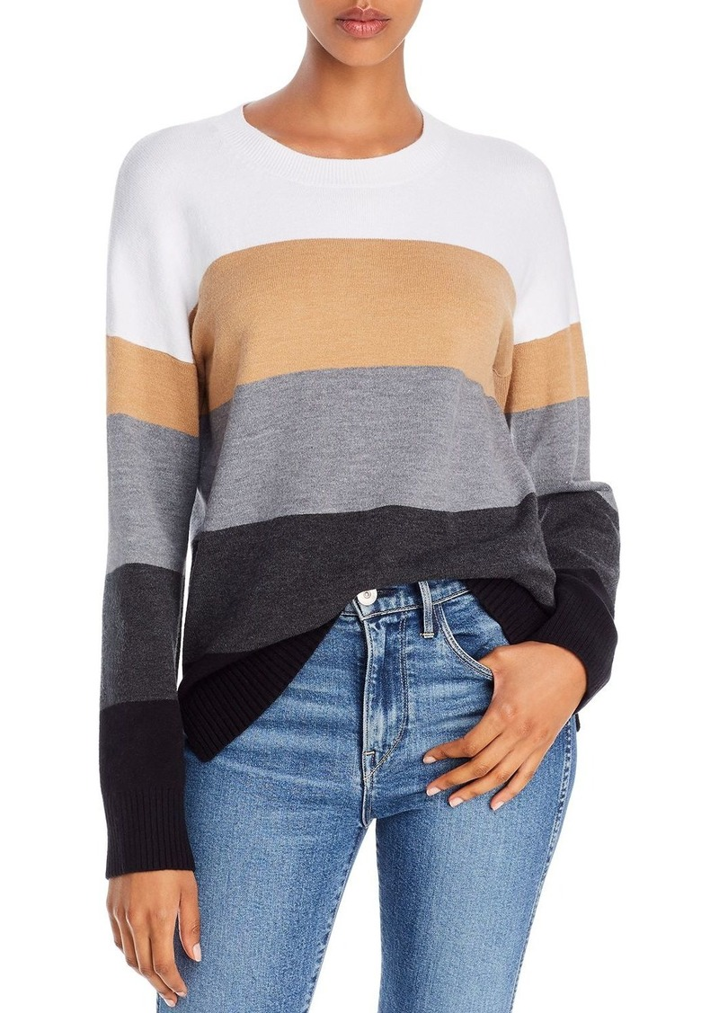 FRENCH CONNECTION Multicolor Striped Sweater