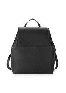 French Connection Nina Texutred Flap Top Backpack