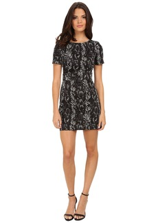 French Connection Northern Cotton Boa Dress 71EKP
