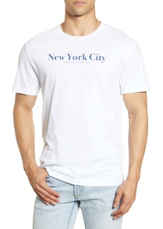 French Connection NYC Graphic Tee