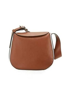 French Connection Olivia Two-Tone Smooth Bucket Bag
