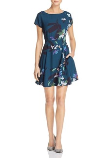 French Connection Olivie Floral Dress