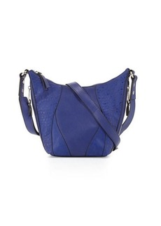 French Connection Ollie Faux-Leather Crossbody Bag