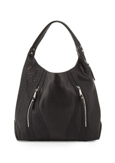 French Connection Ollie Faux-Leather Tote Bag