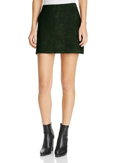 French Connection Patty Faux-Suede Skirt - 100% Exclusive