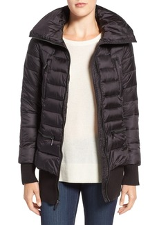 French Connection Pillow Collar Bomber Jacket