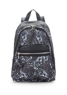 French Connection Piper Printed Backpack