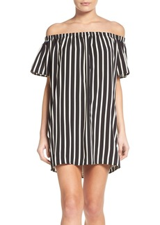 French Connection Polly Off the Shoulder Dress