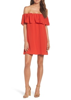 French Connection Polly Plains Dress