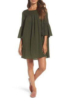 French Connection Polly Plains Shift Dress
