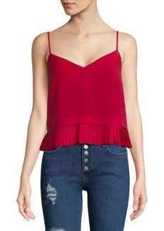French Connection Polly Pleated Camisole