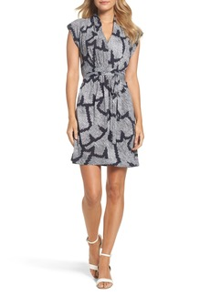 French Connection Print Remi Dress