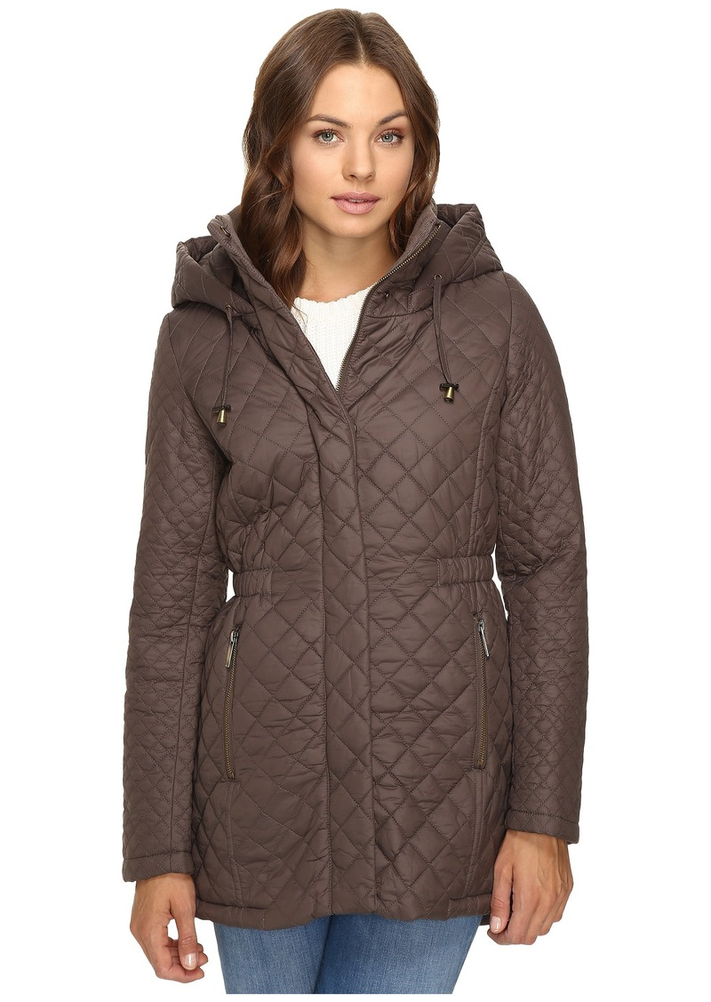 French Connection French Connection Quilted Anorak | Outerwear ... : quilted anorak - Adamdwight.com