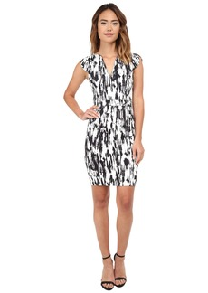 French Connection Record Ripple Dress