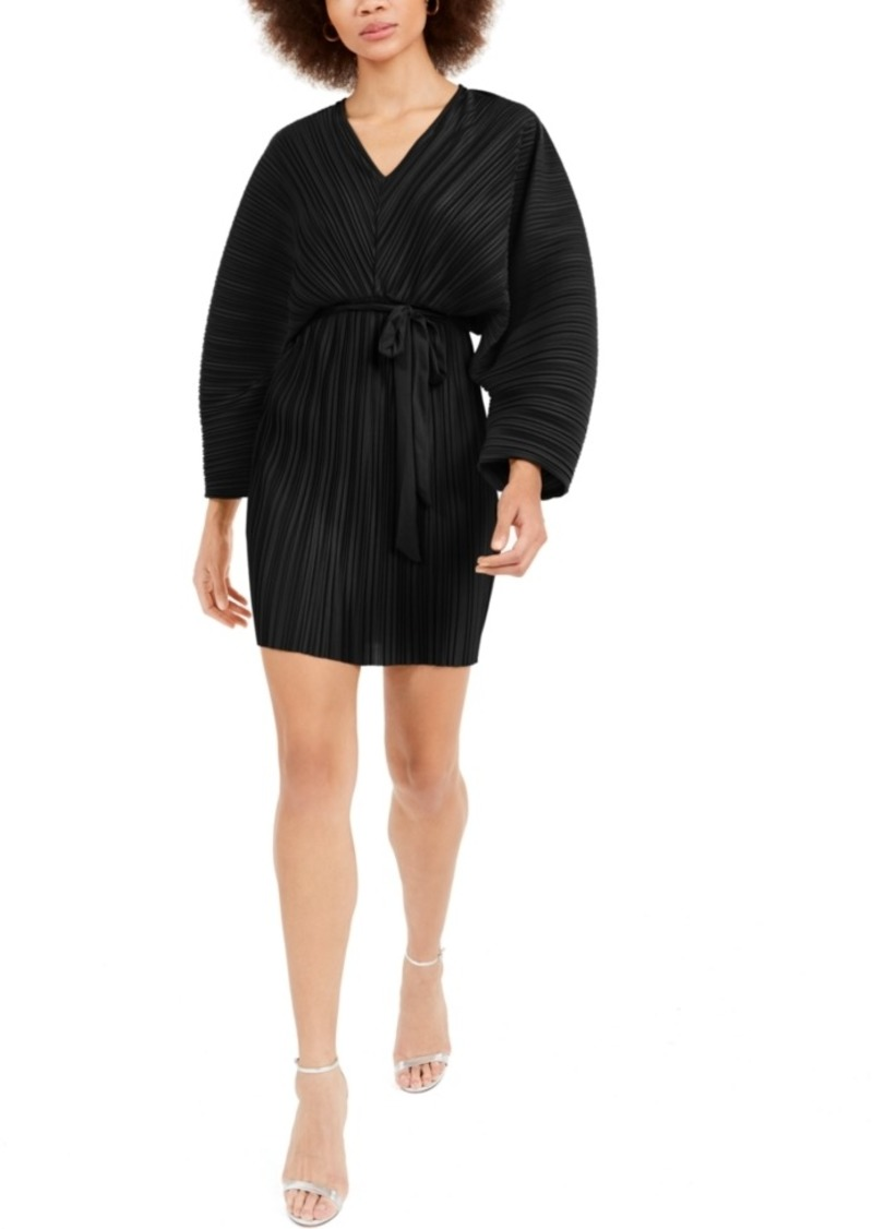 French Connection Regi Pleated Dress