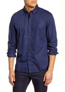 French Connection Regular Fit Button-Up Shirt