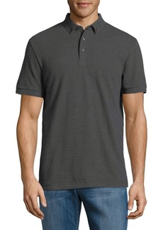 French Connection Regular-Fit Cotton Polo