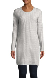 French Connection Relie Slit Wool Sweater