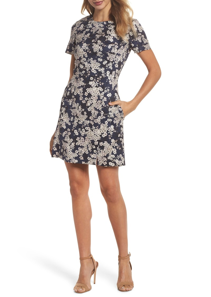 French Connection Rishiri Sheath Dress