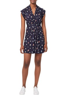 French Connection Roseau Meadow Minidress
