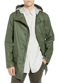French Connection Rubber Coated Raincoat