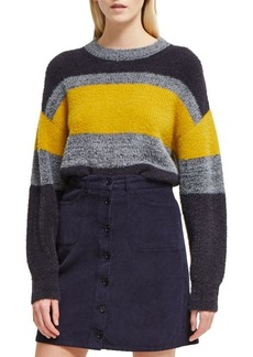 French Connection Rufina Colorblock Sweater