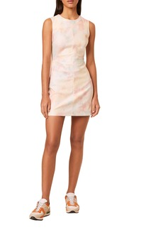 French Connection Sade Pink Sleeveless Minidress
