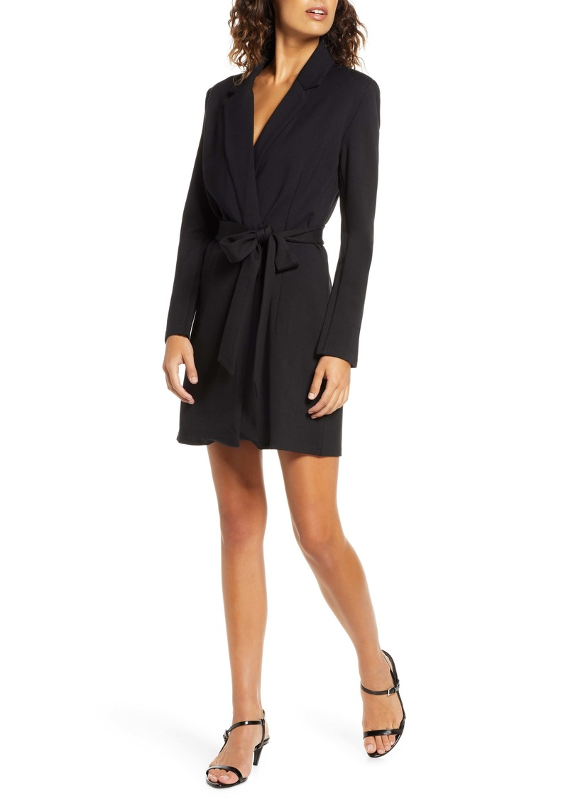French Connection Sadira Wrap Dress