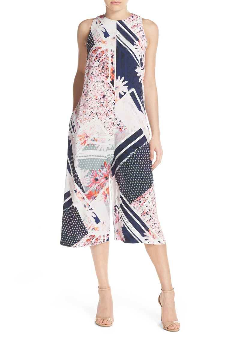 French Connection Samba Avenue Culotte Jumpsuit