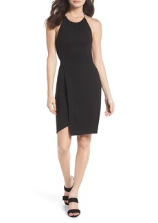 French Connection Santorini Strappy Back Jersey Dress