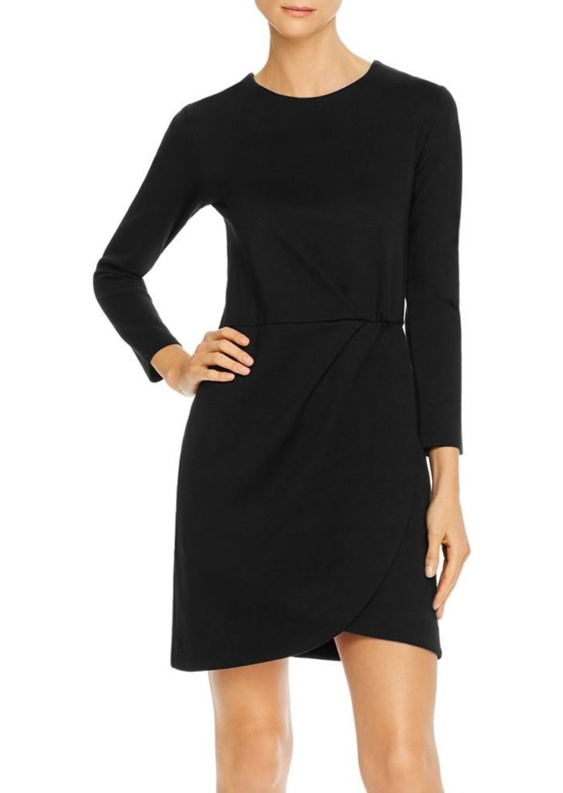 FRENCH CONNECTION Saphira Ruched Mini Dress