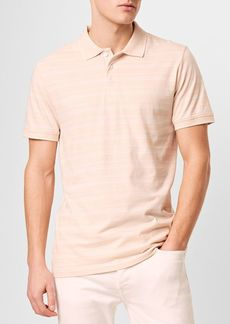 FRENCH CONNECTION Saru Striped Polo