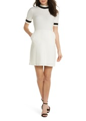 French Connection Savos Sudan Jersey Dress