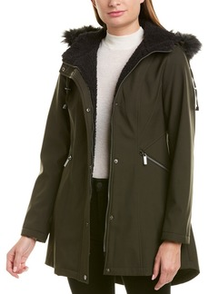 French Connection Sherpa-Lined Jacket