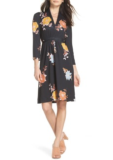 French Connection Shikoku Floral Dress