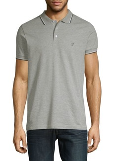 French Connection Short-Sleeve Polo