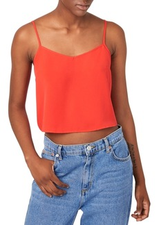 French Connection Sleeveless Cropped Top