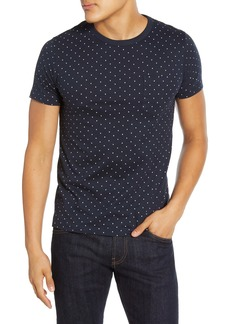 French Connection Slim Fit Spot Pocket T-Shirt