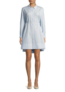 French Connection Smith Stripe Shirt Dress