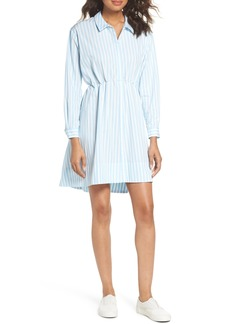 French Connection Smithson Stripe Shirtdress