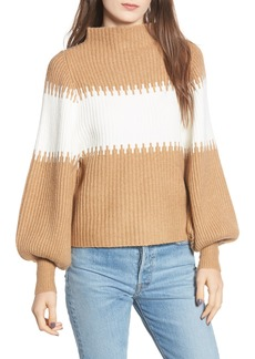 French Connection Sofia Funnel Neck Sweater
