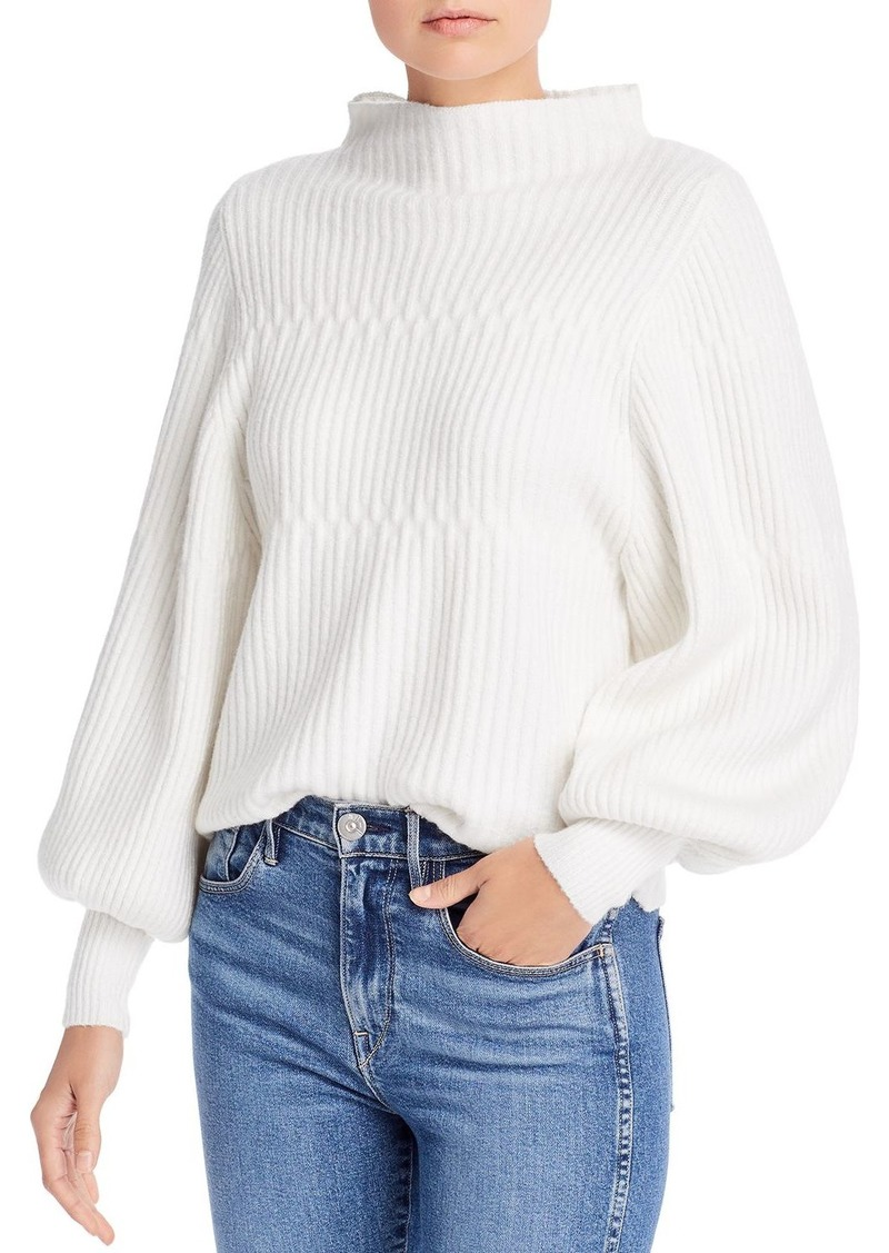 FRENCH CONNECTION Sophia Balloon-Sleeve Sweater
