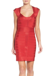 French Connection Spotlight Bandage Dress