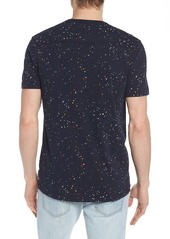 French Connection Star Splatter Crewneck T-Shirt
